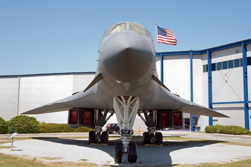 Warner-Robbins Air Museum