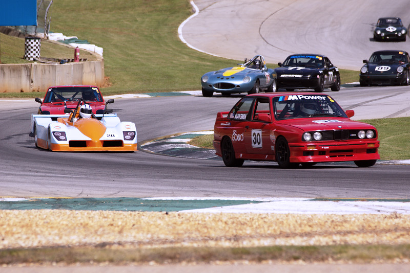 2015 Atlanta Historic Races