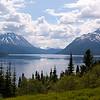 More of Lake Tsuchi in the Yukon.